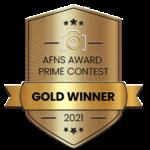 AFNS AWARDS PRIME CONTEST GOLD 2021